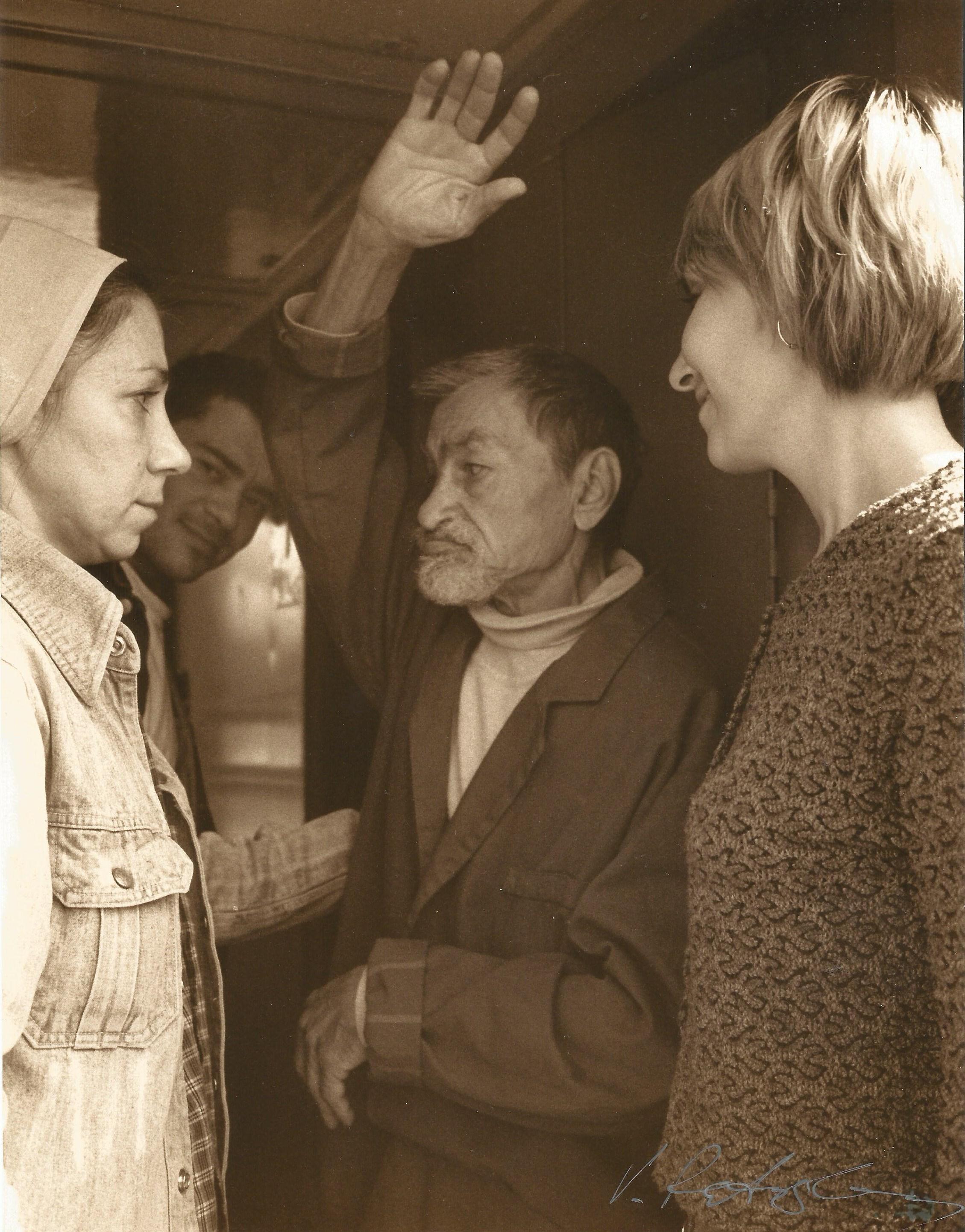 Валентин Хрущ и семья. Фотограф - Виктор Ратушный