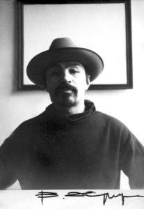 Валентин Хрущ. Фотография художника из Одессы. Первая