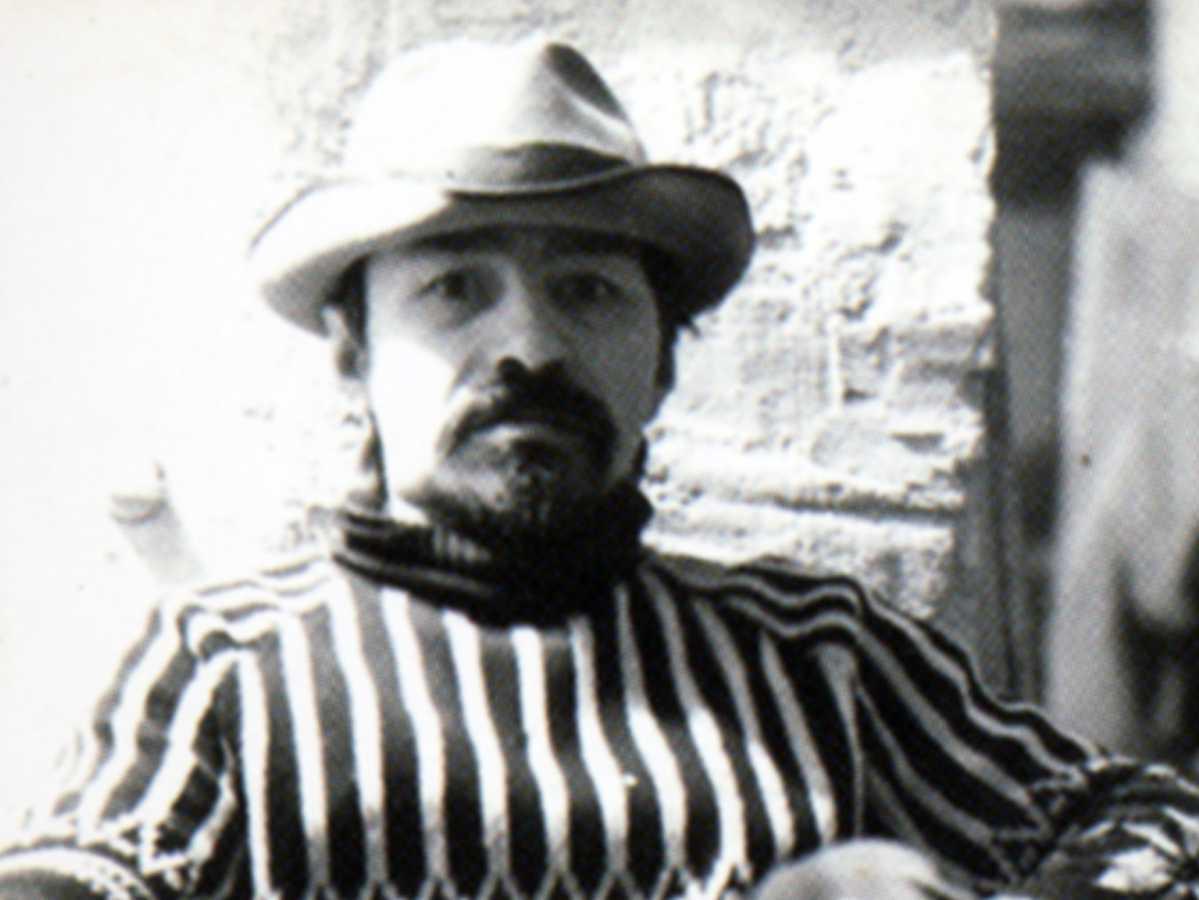 Валентин Хрущ. Фотография художника из Одессы. Вторая