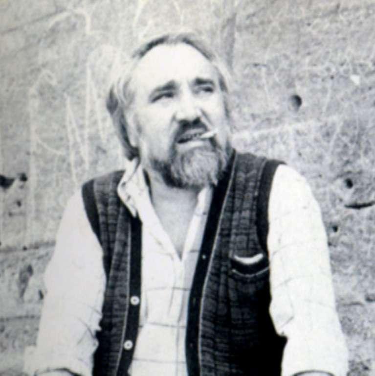Станислав Сычев. Фотография одесского художника