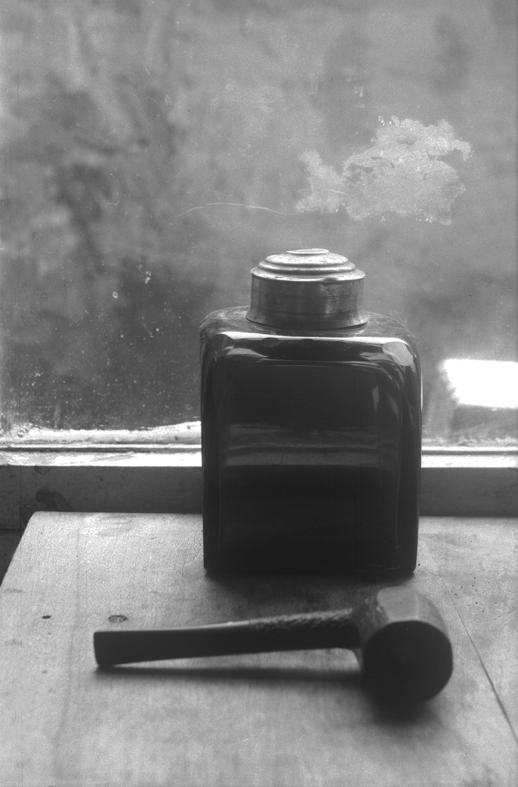 Трубка, чайница. Фото В. Хруша, предоставлено Василием Рябченко
