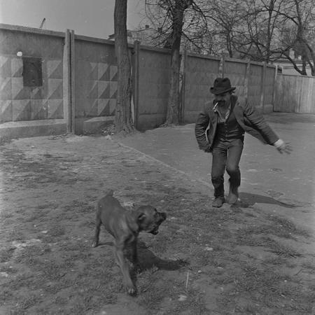 Хрущ и Балбес. Фото В. Рябченко