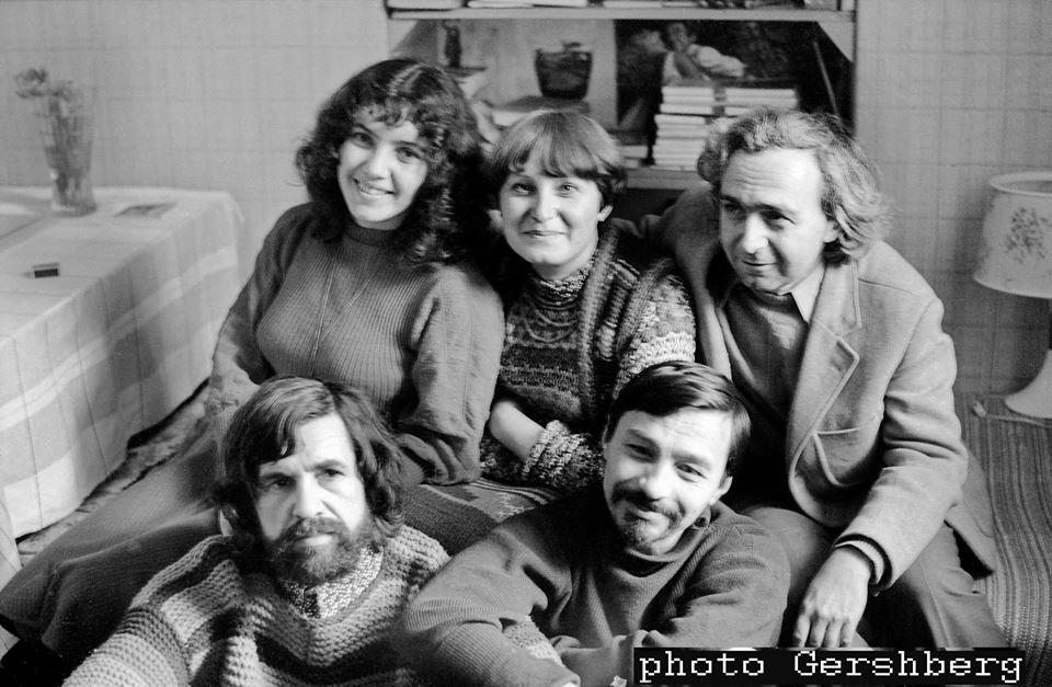 Валентин Хрущ и друзья