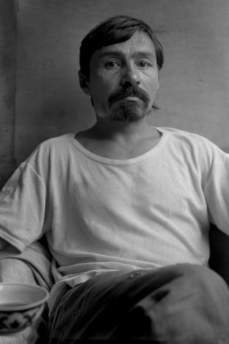 Валентин Хрущ. Фотография художника из архива В.Рябченко