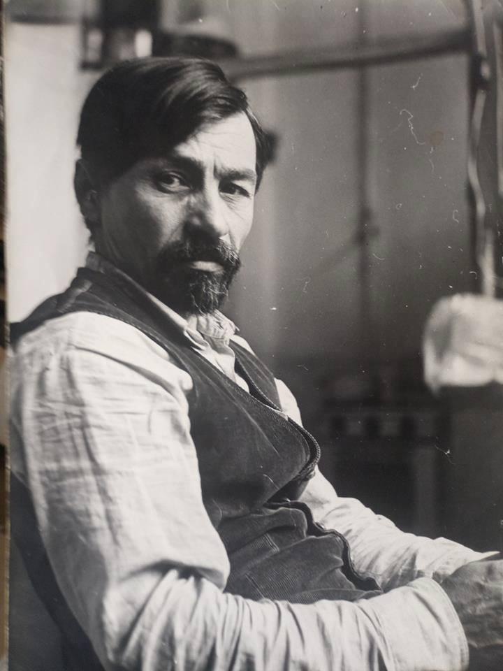 Валентин Хрущ. Фотография художника